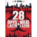 DVD Cover: 28 Days Later, 28 Weeks Later