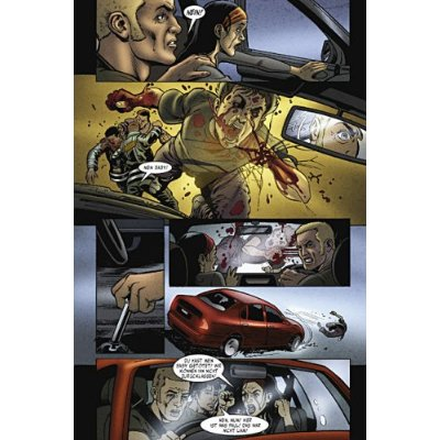 28 Days Comic Page