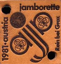 aja 1981 austrian jamborette