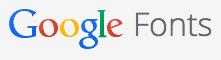 Logo Google Fonts