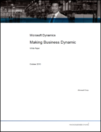 """Cover von """"Making Business Dynamic"""""""