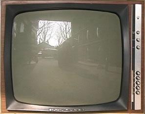 Blaupunkt Schwarz-Weiss-Fernsehapparat