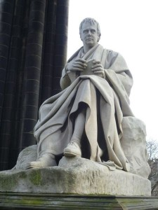 Sir Walter Scott Denkmal (Foto Kim Traynor in Wikipedia)