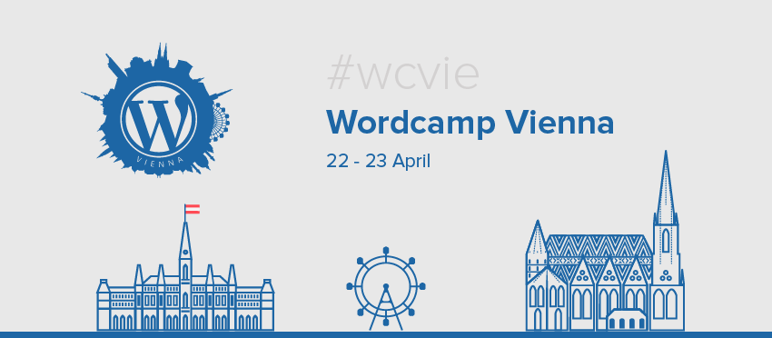 #wcvie WordCamp Vienna 2017